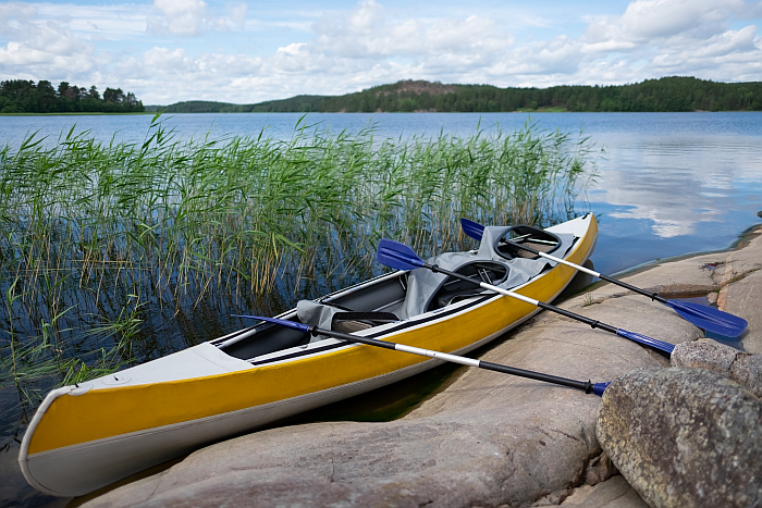 HTHIC Heritage & Slow TourismLAB by Elgin & Co. Image of canoes