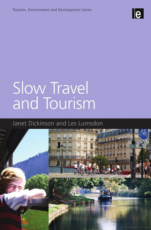 HTHIC Heritage & Slow TourismLAB Book cover of Slow Travel & Tourism